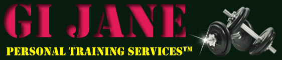 GI Jane Personal Training Services